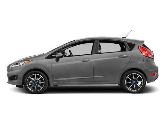 2017 Ford Fiesta Se In Asheville Nc