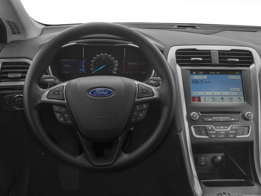 2017 Ford Fusion Se In Asheville Nc